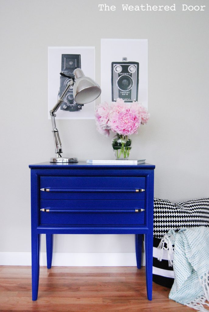 Amazing 1 Foot Wide Nightstand White And Silver Bedside Tables Tags Flawless Short Nightstand