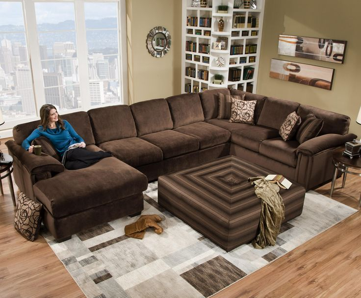 Amazing 7 Person Sectional Sofa 12 Best New Sectional Images On Pinterest Wolf Furniture