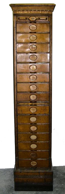 Amazing Antique Filing Cabinet Filing Cabinets