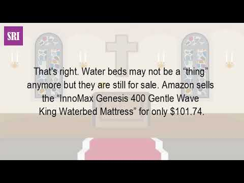 Amazing Are Waterbeds Still Made Are Water Beds Still Made Youtube