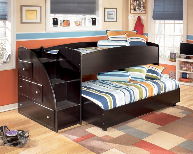 Amazing Ashley Furniture Twin Bed With Drawers Furniture In Brooklyn At Gogofurniture