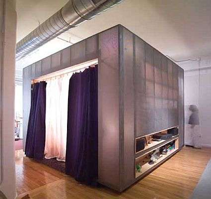 Amazing Bedroom In A Box Z Box The Freestanding Bedroom In A Box