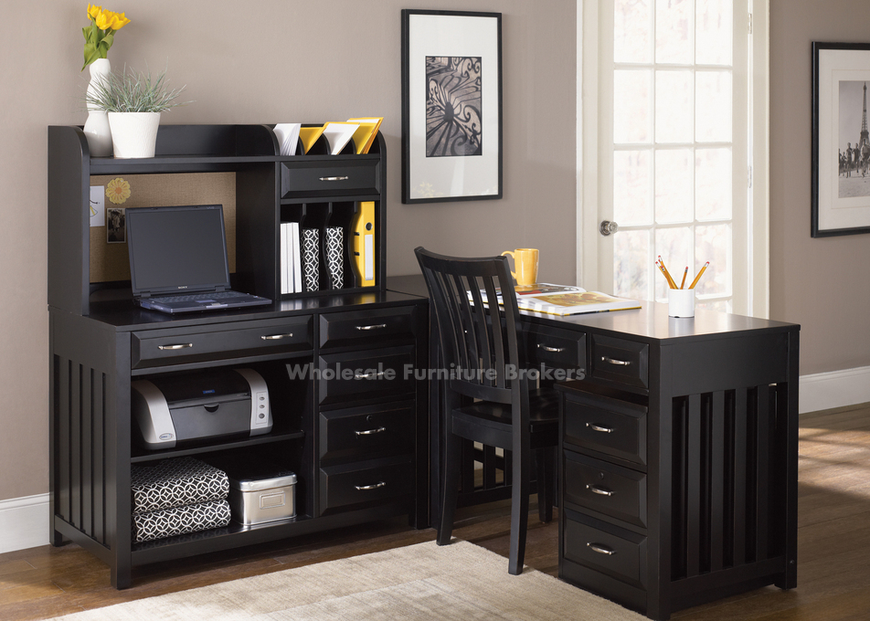 Amazing Black Office Furniture Exclusive Idea Black Office Furniture Unique Design Home Office