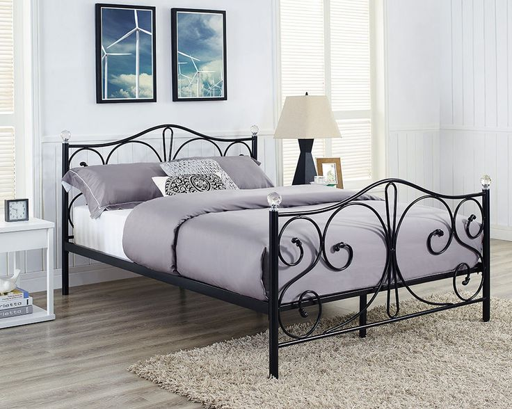 Amazing Black Wire Bed Frame Best 25 King Metal Bed Frame Ideas On Pinterest Victorian Beds
