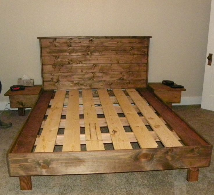 Amazing Box Bed Frame King Bed Queen Bed Frame No Box Spring Kacstpetrochem