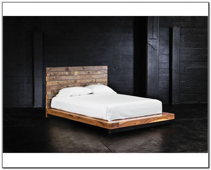 Amazing California King Wood Platform Bed Frame Best 25 Diy King Bed Frame Ideas On Pinterest King Size Bed