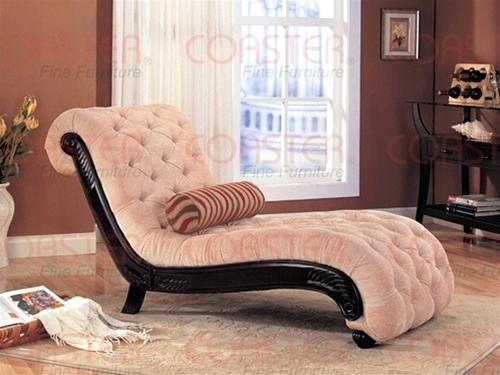 Amazing Chaise Lounge With Storage Space Coaster Chaise Lounge Sofa Coaster Tan Microfiber Chaise Lounger