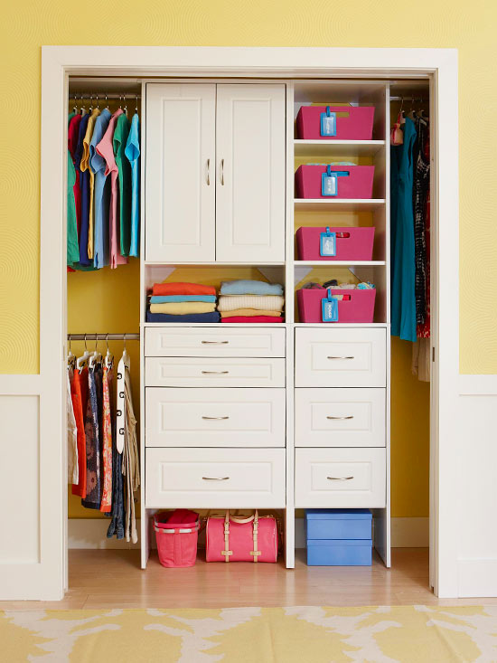 Amazing Closet Ideas For Small Closets Top Organizing Tips For Closets