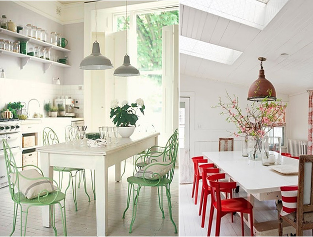 Amazing Colorful Kitchen Chairs Colorful Kitchen Chairs Mcgrath Ii Blog
