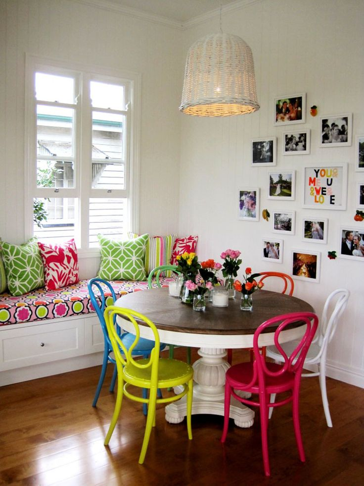 Amazing Colorful Kitchen Chairs Other Multi Colored Dining Room Chairs Multi Colored Dining Room