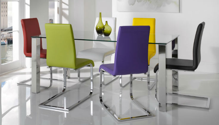 Amazing Coloured Dining Room Chairs Guide To Mix Match Dining Table And Chairs Interior Design Ideas