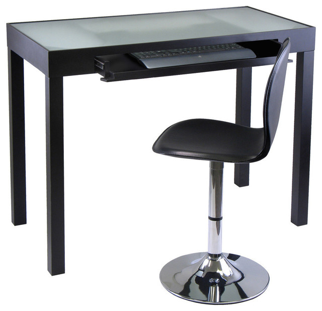 Amazing Computer Table And Chair Winsome Wood Darrel Computer Desk Swivel Chair Set Desks And