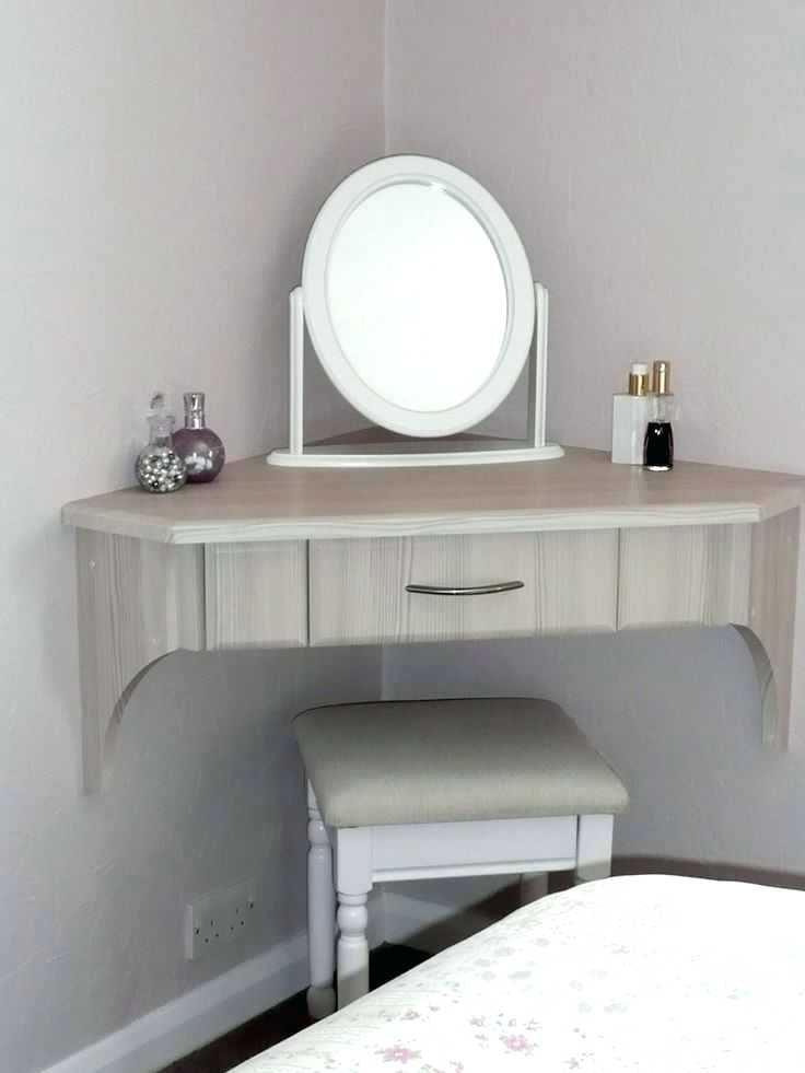 Amazing Corner Vanity Set Bedroom Corner Bedroom Vanity Corner Bedroom Vanity Table Furniture Clear