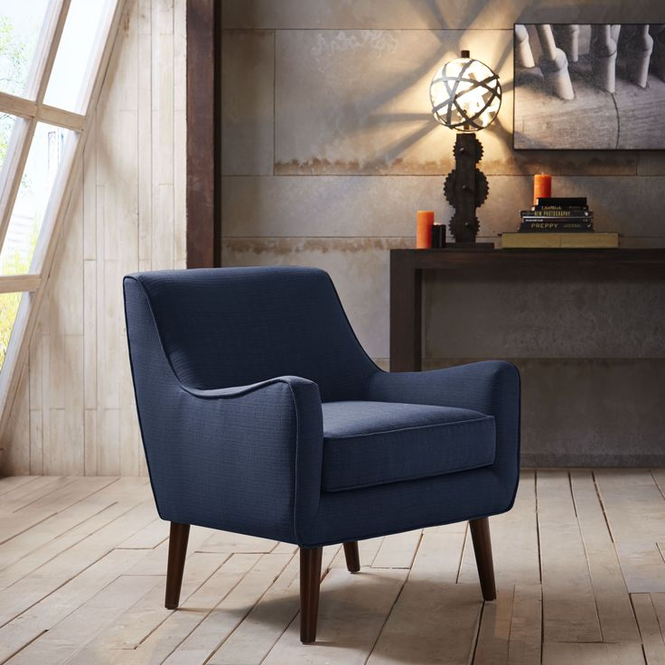 Amazing Dark Blue Accent Chair Best 25 Blue Accent Chairs Ideas On Pinterest Teal Accent Chair