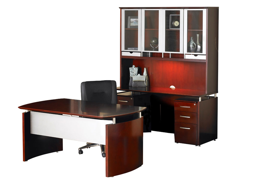 Amazing Dark Wood Office Desk Dark Wood Desk Wood Office Desk Desk Furniture