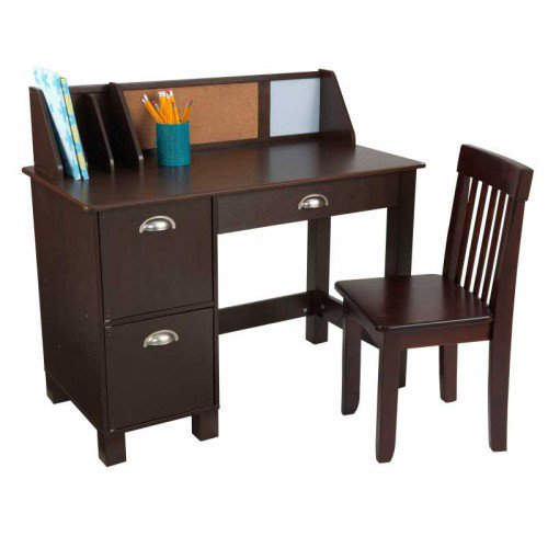 Amazing Desk With Chair Desk With Chair Espresso