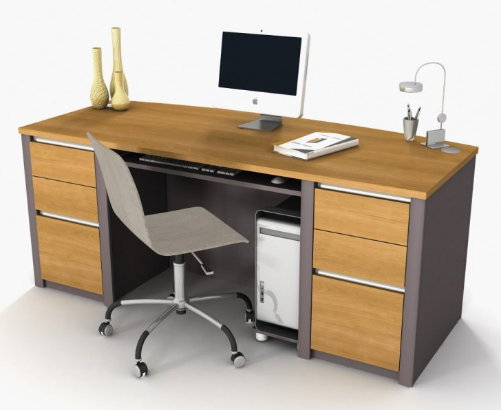 Amazing Desk With Filing Cabinet Drawer Desk With Filing Cabinet Drawers Roselawnlutheran
