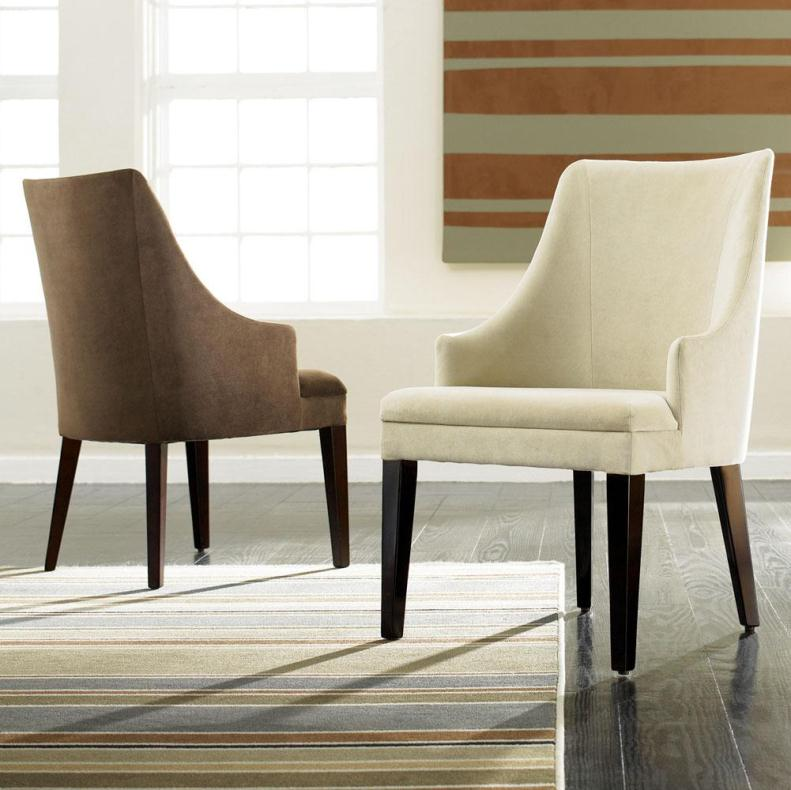 Amazing Dining Room Side Chairs With Arms Dining Room Chairs With Arms Lightandwiregallery