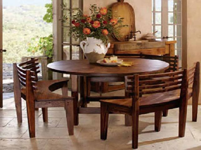 Amazing Dining Room Tables Round Download Round Dining Room Tables For 8 Gen4congress