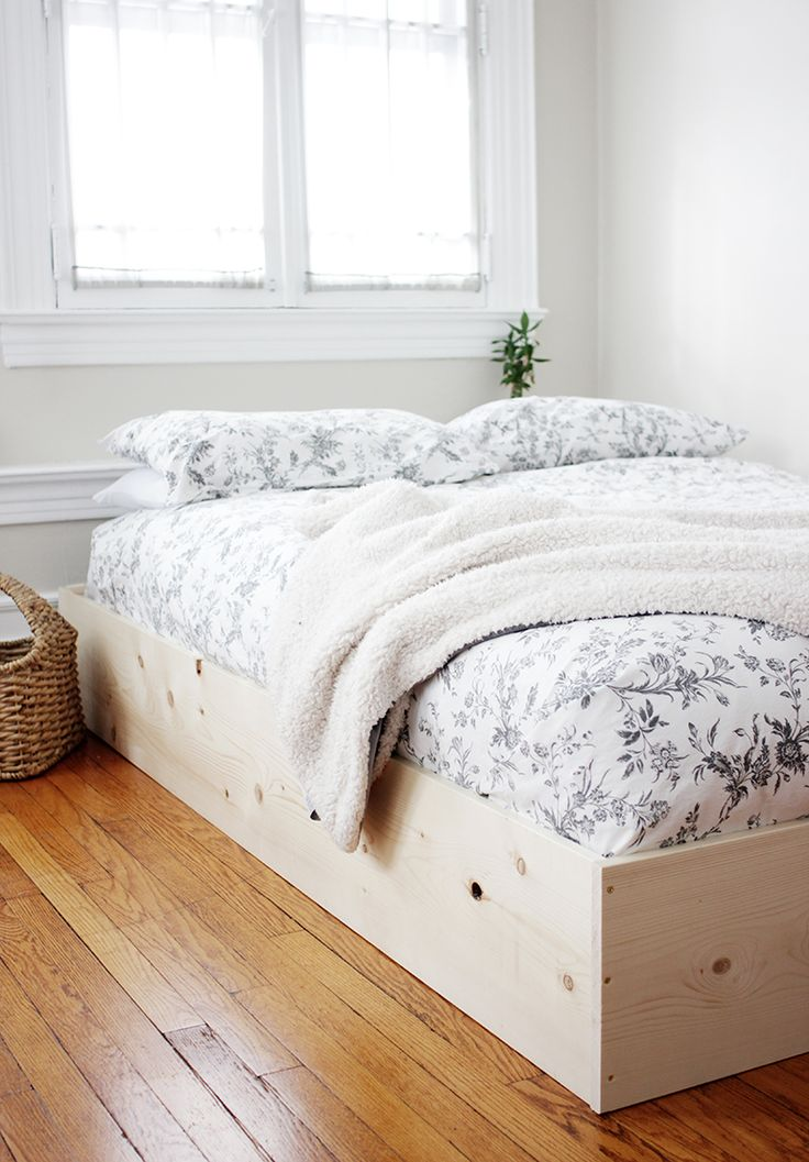 Amazing Double Bed Box Spring Best 25 Box Bed Frame Ideas On Pinterest Box Spring Bed Frame