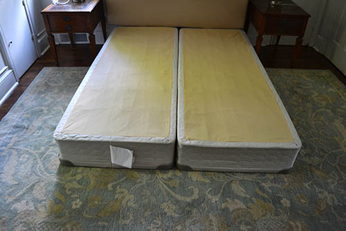 Amazing Double Bed Box Spring Brilliant Double Bed Box Spring With Box Spring Beds Vivonita