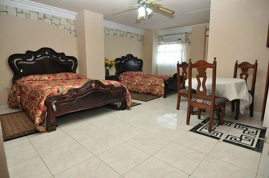 Amazing Double King Size Bed Double King Size Bed Room Picture Of Lenox Hotel Haiti