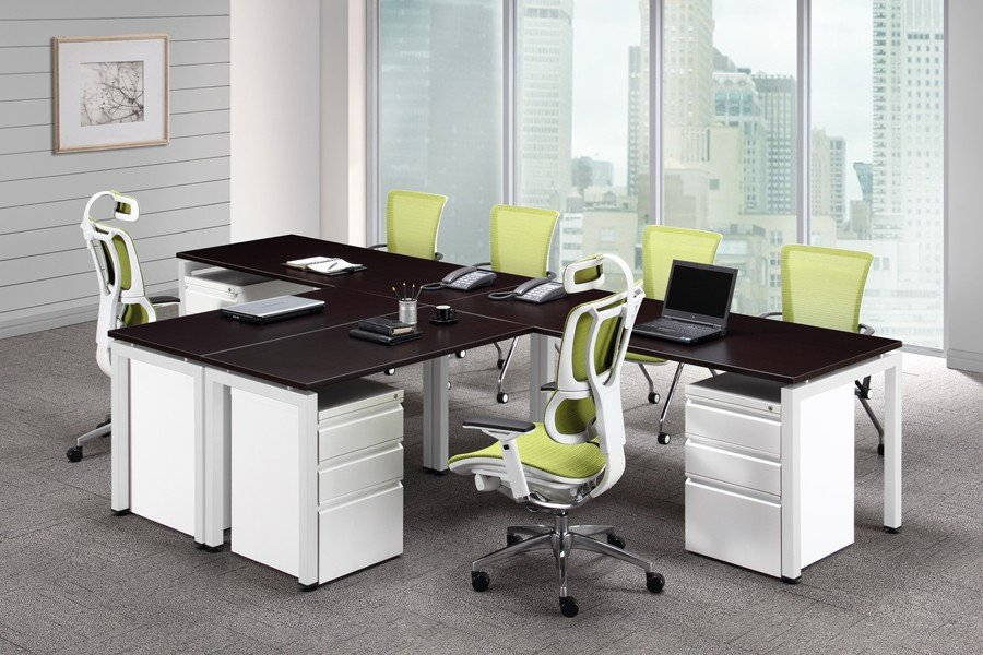Amazing Dual Station Desk Dual Office Desk Crafts Home