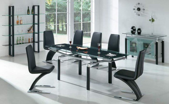 Amazing Extending Glass Dining Table And Chairs Breathtaking Extendable Glass Dining Table And Chairs 26 With