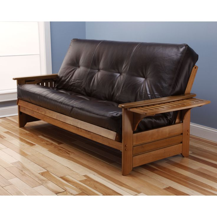 Amazing Full Size Leather Futon Best 25 Full Size Futon Ideas On Pinterest White Futon Futon