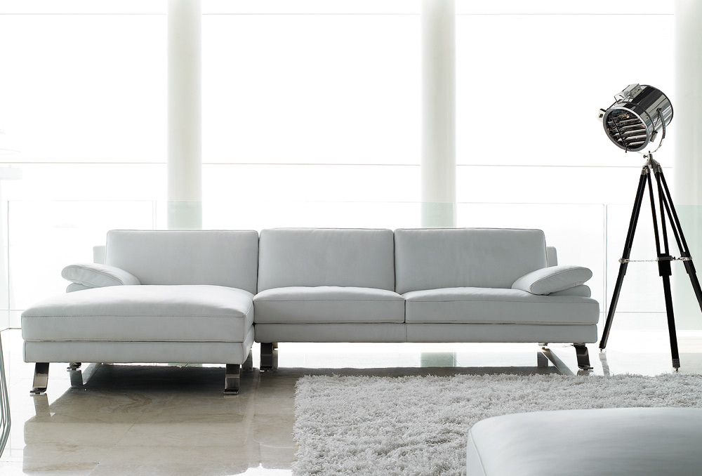 Amazing Grey Leather Chaise Lounge Living Room Amazing Sectional Sofa With Chaise Lounge Furniture