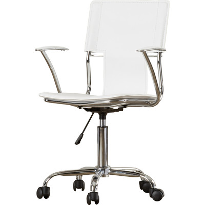 Amazing High Desk Chair Lindbergh High Back Desk Chair Reviews Allmodern