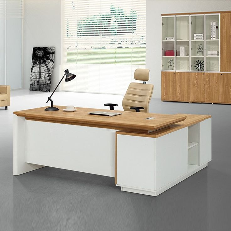 Amazing High End Office Furniture Simple Style Melamine High End Office Furniture Executive Desk Set