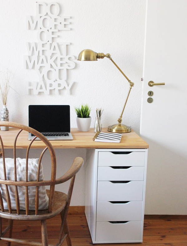 Amazing Ikea Build A Desk 20 Diy Ikea Desk Hacks For Functional Workspace House Design And