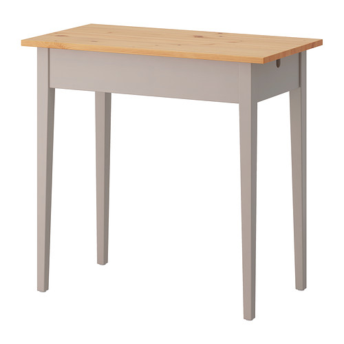 Amazing Ikea Desk Table Norrsen Laptop Table Grey 79x40 Cm Ikea