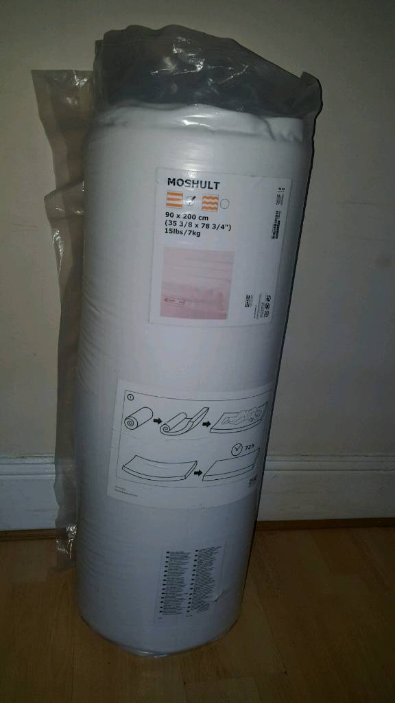 Amazing Ikea Moshult Single Mattress Ikea Moshult Foam Single Mattress In Heathrow London Gumtree