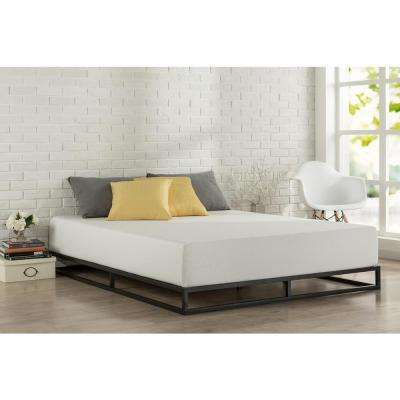 Amazing King Bed And Box Spring Zinus Bed Frames Box Springs Bedroom Furniture The Home Depot