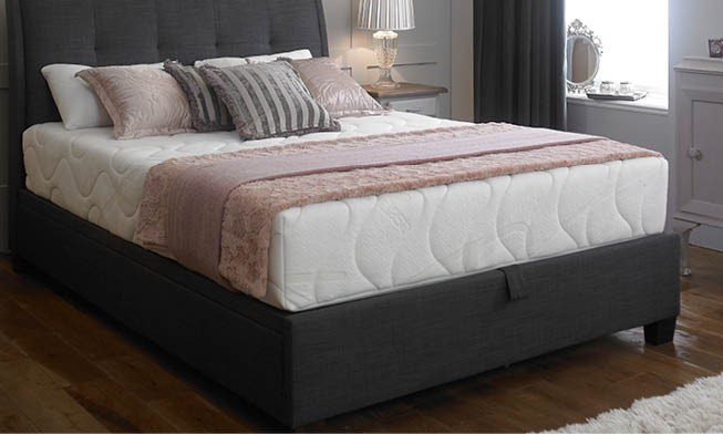 Amazing King Size Memory Foam Mattress King Memory Foam Mattress Innards Interior