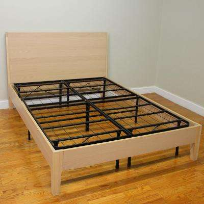 Amazing King Size Metal Bed Base Foldable Bed Frames Box Springs Bedroom Furniture The Home