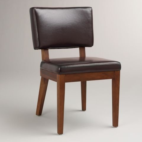 Amazing Leather Dining Room Chairs 13 Best Leather Dining Room Chairs In 2017 Leather Side Arm