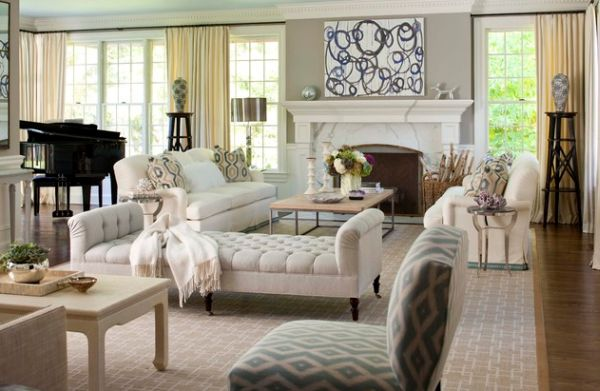 Amazing Living Room Chaise Lounge Chaise Living Room Decorating Clear