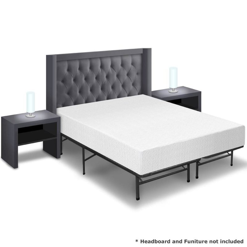 Amazing Memory Foam Mattress Frame Best Price Quality 10 Memory Foam Mattress And Bed Frame Set