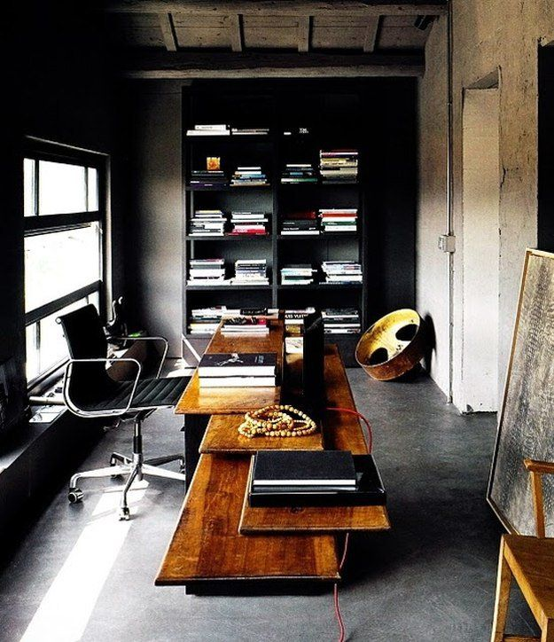 Amazing Mens Home Office Furniture Best 25 Mens Home Offices Ideas On Pinterest Small Office