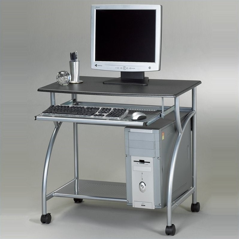 Amazing Metal Computer Desk Mayline Eastwinds Argo Mobile Metal Computer Cart 947