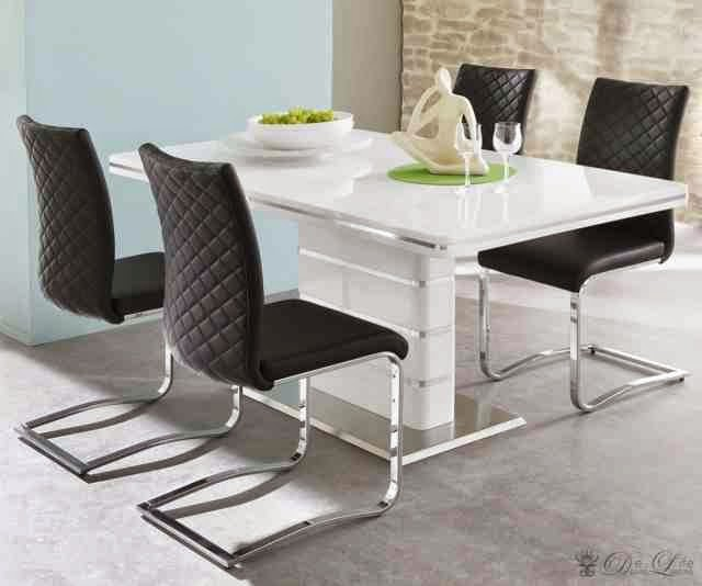 Amazing Modern Furniture Dining Table Home Styling