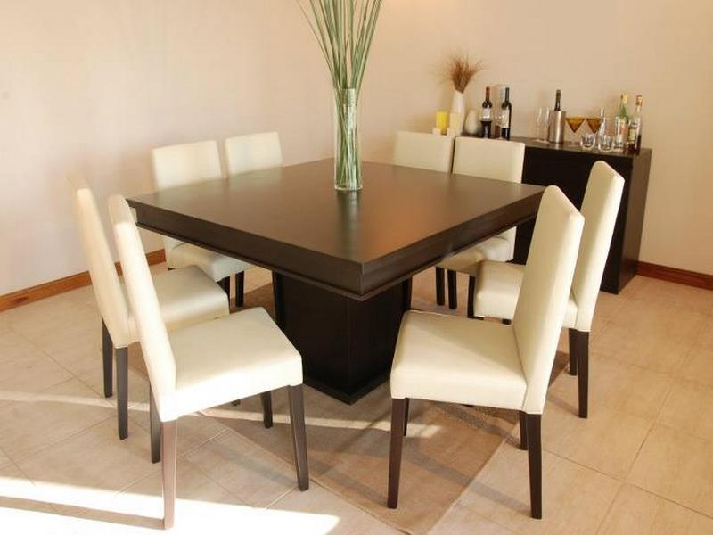 Amazing Modern Square Dining Table Sofa Pretty Modern Square Dining Tables Modern Square Dining