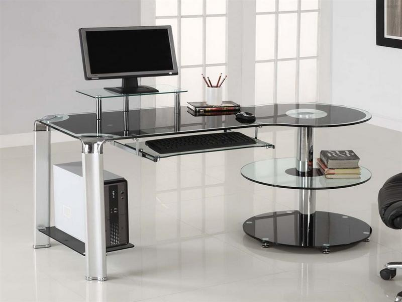 Amazing Modern Style Office Desk Catchy Modern Desks For Home Office And Best 25 Contemporary Desk