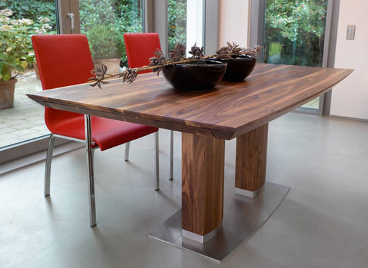 Amazing Modern Wood Dining Table Modern Wood Dining Table Design Table Saw Hq