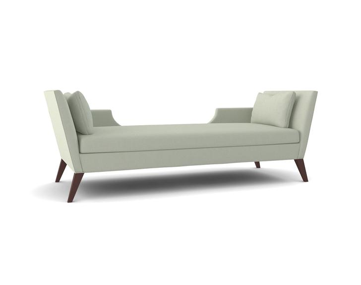 Amazing Of 2 Sided Chaise Lounge Sandra Ner Double Gray Contemporary