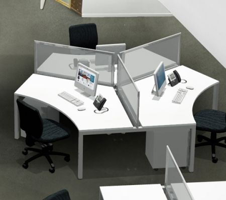 Amazing of 3 Person Desk Design Office Workstations Archives Jefferson Group