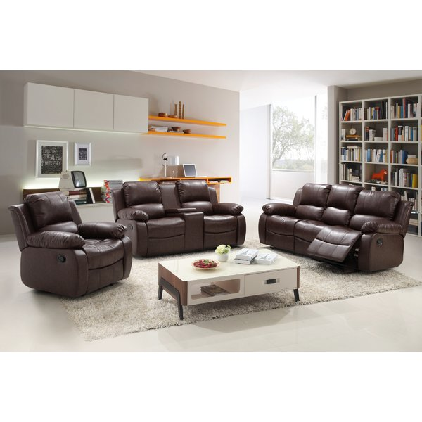 Amazing of 3 Piece Living Room Set Living In Style Reno 3 Piece Living Room Set Reviews Wayfair